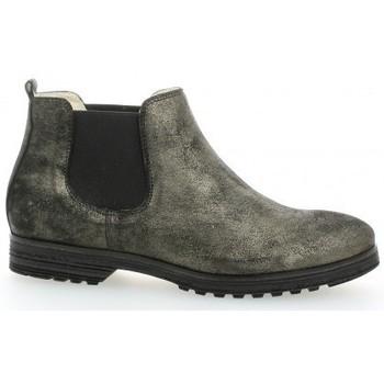 Chaussures Femme Boots Pao Boots cuir laminé Noir
