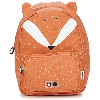 Sacs Enfant adidas melange backpack grey green color palette TRIXIE MISTER FOX Orange