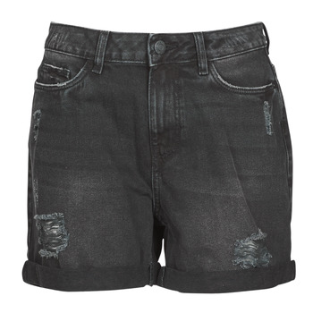 Vêtements Femme Shorts / Bermudas Noisy May NMSMILEY Noir