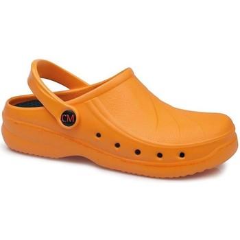 Chaussures Sabots Calzamedi sabot sanitaire extra confortable anatomique 2020 ORANGE
