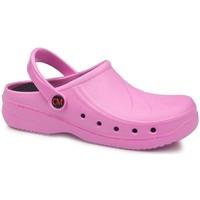 Chaussures Sabots Calzamedi sabot sanitaire extra confortable anatomique 2020 ROSE