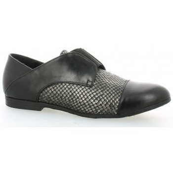 Chaussures Pao Derby cuir python