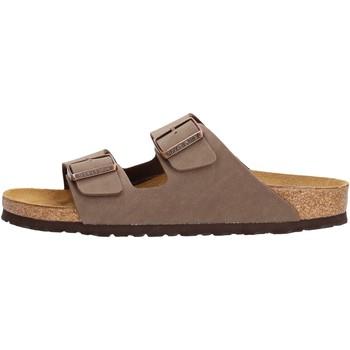 Chaussures Homme Mules Birkenstock - Arizona marrone 151183 MARRONE