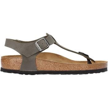 Chaussures Homme Sandales et Nu-pieds Birkenstock - Kairo verde militare 147161 VERDE