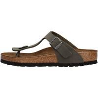 Chaussures Homme Tongs Birkenstock - Gizeh verde militare 943981 VERDE