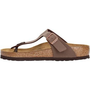 Chaussures Homme Tongs Birkenstock - Gizeh marrone 043751 MARRONE