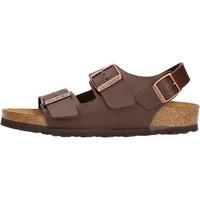 Chaussures Homme Sandales et Nu-pieds Birkenstock - Milano marrone 034703 MARRONE