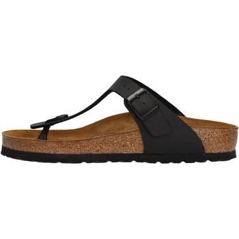 Chaussures Homme Tongs Birkenstock - Gizeh nero 043691 NERO