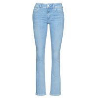 Vêtements Femme Jeans bootcut Replay LUZ BOOTCUT Bleu Médium