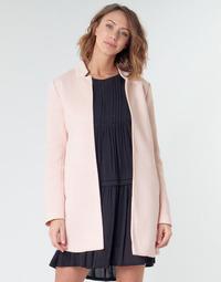 Vêtements Femme Manteaux Only ONLSOHO Rose