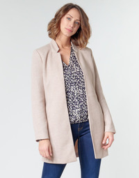 Vêtements Femme Manteaux Only ONLSOHO Beige