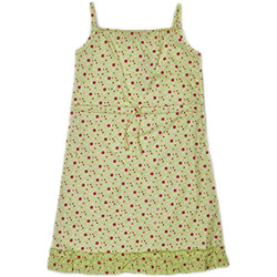 Vêtements Fille Robes courtes Miss Girly FOPINETTE vert