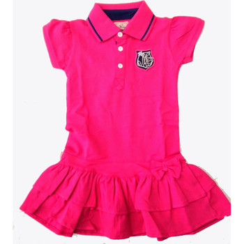 Vêtements Fille Robes courtes Miss Girly Robe FIPAPOLO fushia
