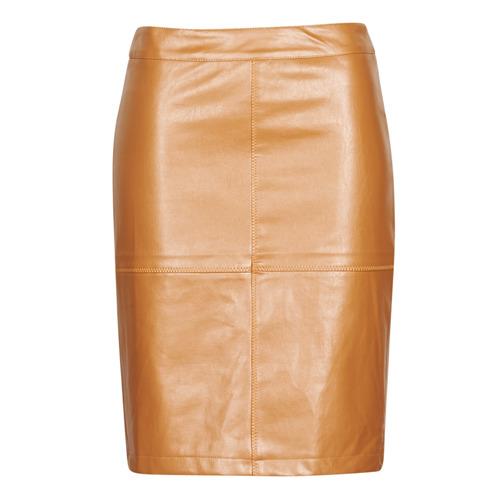 Vêtements Femme Jupes Betty London MILDA Cognac