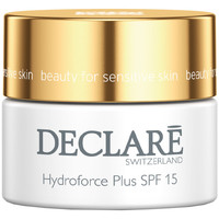 Beauté Hydratants & nourrissants Declaré Hydro Balance Hydroforce Plus Spf15 Cream Declaré 50 ml