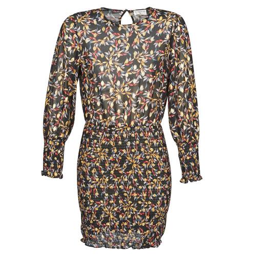 Vêtements Femme Robes courtes Moony Mood FANETTE Noir
