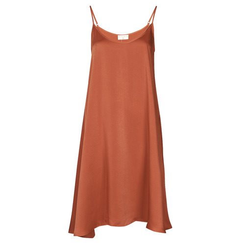 Vêtements Femme Robes courtes Moony Mood FANETTI Marron