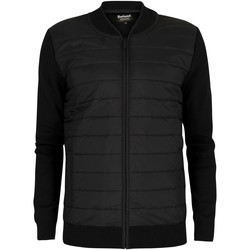 Vêtements Homme Doudounes Barbour International Baffle Zip Jacket noir