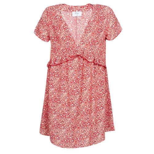 Vêtements Femme Robes courtes Betty London MARIDOUNE Rouge