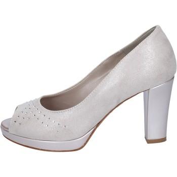 Chaussures Femme Escarpins Lady Soft escarpins daim synthétique beige
