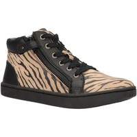 Chaussures Enfant Baskets montantes Kickers 572062-30 LYLUBY Blanco