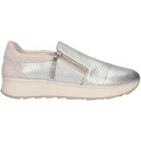 Chaussures Homme Slip ons Geox U924GC 02214 U RENAN Gris