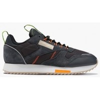 Chaussures Homme Baskets basses Reebok Sport Cl Leather Ripple Trail noir