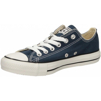 Chaussures Baskets basses Converse ALL STAR OX CANVAS navy