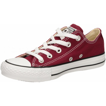 Chaussures Baskets basses Converse ALL STAR OX CANVAS maroon