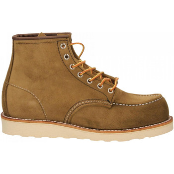 Chaussures Homme Boots Red Wing RED WING LEATHER BOOTS olive