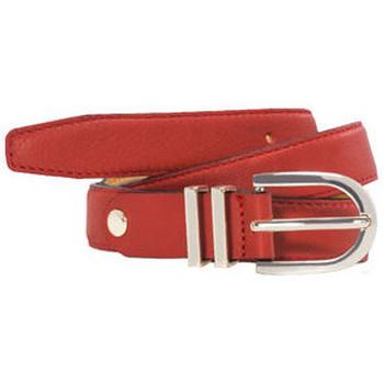 Accessoires textile Femme Ceintures Glove Story Ceinture femme  ref_47571 500 Rouge Rouge