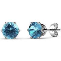 Montres & Bijoux Femme Boucles d'oreilles Myc Paris Boucle d'oreilles Bleu