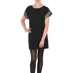 Vêtements Femme Robes courtes Vero Moda MANDY Noir