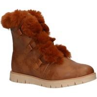 Chaussures Fille Bottes de neige MTNG 47860 Marr?n