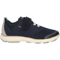 Chaussures Enfant Multisport Geox J921TA 01122 J NEBULA Azul