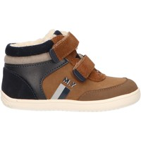 Chaussures Garçon Baskets montantes Mayoral 42066 Marr?n