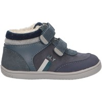 Chaussures Garçon Baskets montantes Mayoral 42066 Azul
