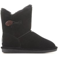 Chaussures Femme Bottes de neige Bearpaw Rosie Noir