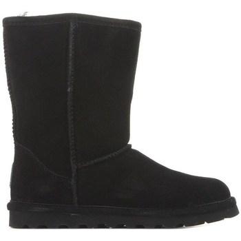 Chaussures Femme Bottes de neige Bearpaw Elle Noir