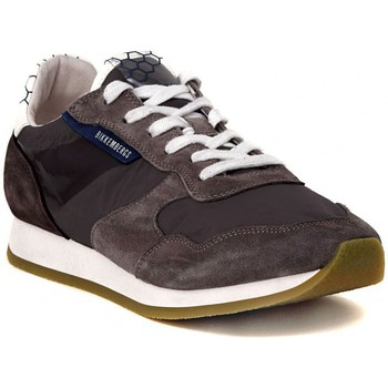 Chaussures Homme Baskets basses Bikkembergs ENDURANCE GREY Grigio