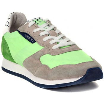 Chaussures Homme Baskets basses Bikkembergs ENDURANCE GREEN Verde