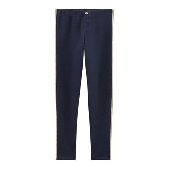 Vêtements Fille Leggings Petit Bateau FORANE Bleu
