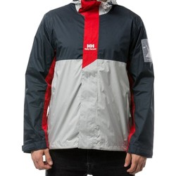 Vêtements Homme Coupes vent Helly Hansen Jacket Helly-Hansen Yu Rain Jacket navy