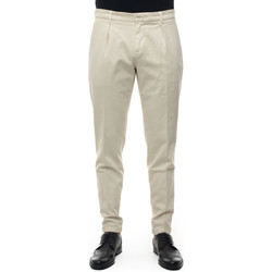Vêtements Homme Chinos / Carrots Fay NTM8639190T-QGGB009 bianco