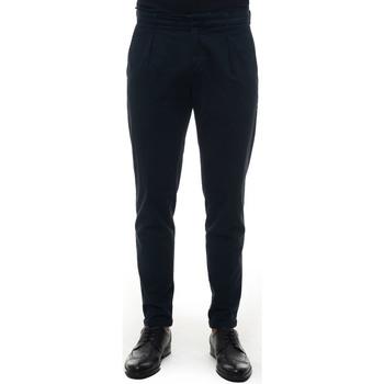 Vêtements Homme Chinos / Carrots Fay NTM8639190T-QGGU812 blu