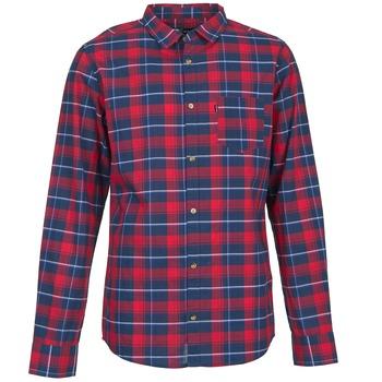 Chemises Rip Curl CONNECTION Rouge / Bleu 350x350