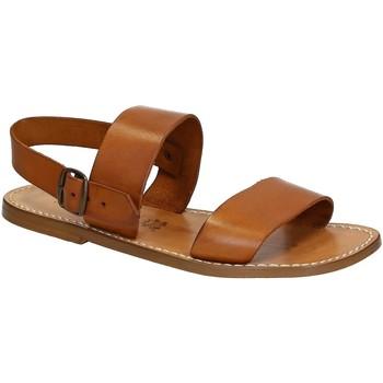 Chaussures Homme Sandales et Nu-pieds Gianluca - L'artigiano Del Cuoio 500 U CUOIO CUOIO Cuoio
