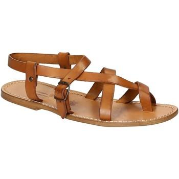 Chaussures Homme Sandales et Nu-pieds Gianluca - L'artigiano Del Cuoio 530 U CUOIO CUOIO Cuoio