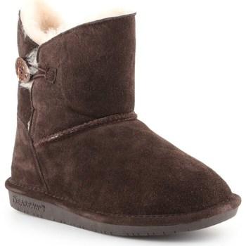 Chaussures Femme Bottes de neige Bearpaw Rosie Marron