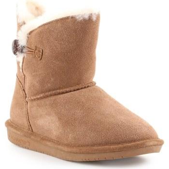 Chaussures Femme Bottes de neige Bearpaw Rosie Hickory II Marron